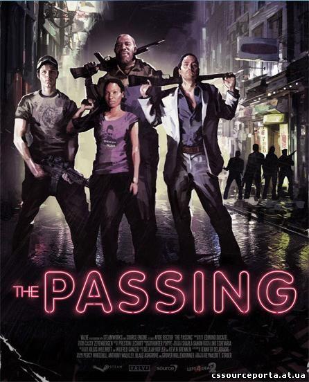 L4D2 Poster ThePassing Q01 525x700 L4D: The Passing на следующей неде